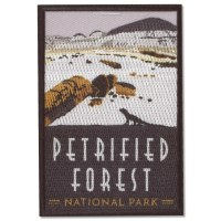 Petrified Forest Trailblazer Patch