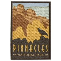 Pinnacles Trailblazer Patch
