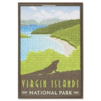 Virgin Islands Trailblazer Patch