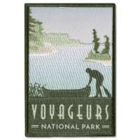 Voyageurs Trailblazer Patch