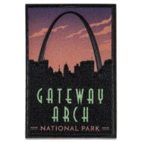 Gateway Arch Trailblazer Patch