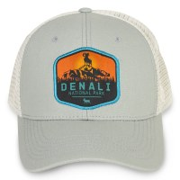 Denali Net Back Cap