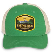 Everglades Net Back Cap