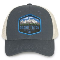 Grand Teton Net Back Cap