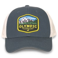 Olympic Net Back Cap