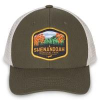 Shenandoah Net Back Cap