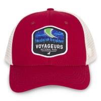 Voyageurs Net Back Cap