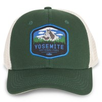 Yosemite Net Back Cap