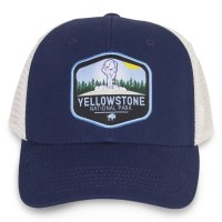 Yellowstone Net Back Cap