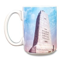 Wright Brothers Retro Mug