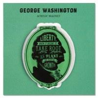 Washington Quote Magnet