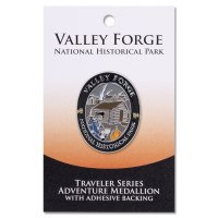 Valley Forge Hiking Medallion