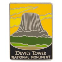 Devils Tower Pin