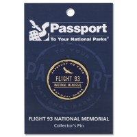 Flight 93 Passport Pin