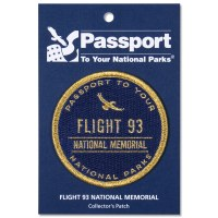 Flight 93 Passport Patch