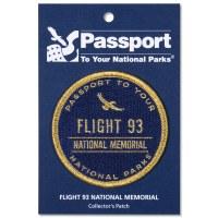 Flight 93 Passport Patch