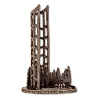 Tower of Voices Replica statue