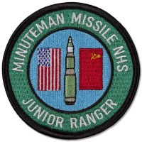 Minuteman Missile Junior Ranger Patch