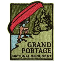 Grand Portage National Monument Patch
