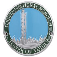Tower of Voices Collectible Hiking Medallion
