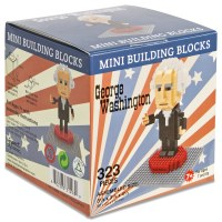 George Washington Mini Blocks
