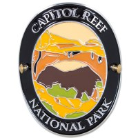 Traveler Series Capitol Reef Hiking Medallion