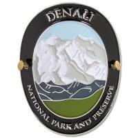 Traveler Series Denali Hiking Medallion
