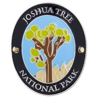 Traveler Series Joshua Tree Hiking Medallion
