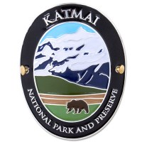 Traveler Series Katmai Hiking Medallion
