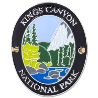 Special Edition Traveler Series Kings Canyon Hiking Medallion