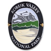Traveler Series Kobuk Valley Hiking Medallion