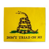 Don't Tread on Me Microfiber Cloth