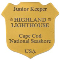 Highland Lighthouse Junior Keeper Pin