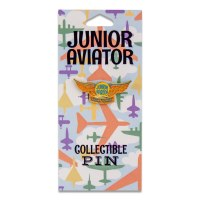 Wright Brothers Junior Aviator Pin