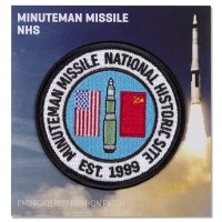 Minuteman Missile NHS Patch