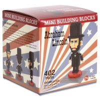 Abraham Lincoln Mini Blocks