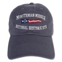 Minuteman Missile Flag Cap