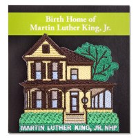 Birth Home of Martin Luther King, Jr. Patch