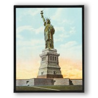 Statue Of Liberty Vintage Puzzle