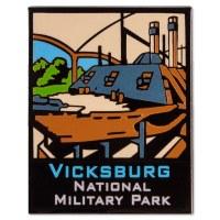 ANP Vicksburg Pin