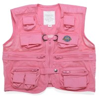 Junior Ranger Pink Vest