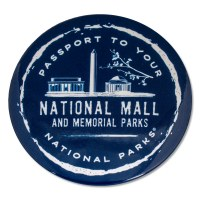 National Mall and Memorial Parks Passport Magnet