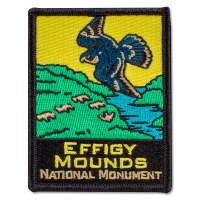Effigy Mounds National Monument Patch