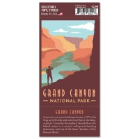 Grand Canyon Trailblazer Sticker