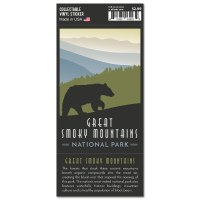 Great Smoky Mountains Trailblazer Sticker