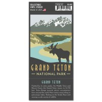 Grand Teton Trailblazer Sticker