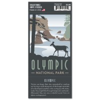 Olympic Trailblazer Sticker