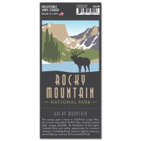 Rocky Mountain Trailblazer Sticker