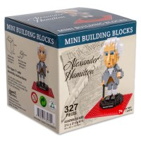 Alexander Hamilton Mini Blocks