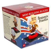 Benjamin Franklin Mini Blocks